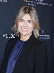 Jenny Packham arrives at the BAFTA Awards Season Tea Party on January 11, 2014 in Beverly Hills, California. Francis Specker /Landov