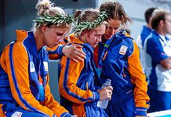 27-08-2004 GRE: Olympic Games day 14, Athens<br /> Hockey finale vrouwen Nederland - Duitsland 1-2 /