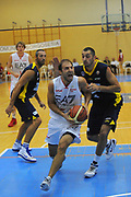 DESCRIZIONE : Varallo Torneo di Varallo Lega A 2011-12 EA7 Emporio Armani Milano Banco di Sardegna Sassari<br /> GIOCATORE : Jacopo Giachetti<br /> CATEGORIA : Palleggio Penetrazione<br /> SQUADRA : EA7 Emporio Armani Milano<br /> EVENTO : Campionato Lega A 2011-2012<br /> GARA : EA7 Emporio Armani Milano Banco di Sardegna Sassari<br /> DATA : 11/09/2011<br /> SPORT : Pallacanestro<br /> AUTORE : Agenzia Ciamillo-Castoria/A.Dealberto<br /> Galleria : Lega Basket A 2011-2012<br /> Fotonotizia : Varallo Torneo di Varallo Lega A 2011-12 EA7 Emporio Armani Milano Banco di Sardegna Sassari<br /> Predefinita :