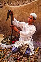 Snakecharmer, Marrackech, Morocco