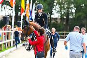 Jil Marielle Becks - Damon's Satelite<br /> FEI European Championships U25 2018<br /> © DigiShots