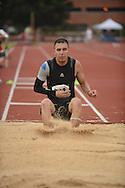142 Robbie Gaupp 2013 Paralympic Track & Field Trials in San Antonio, Texas.