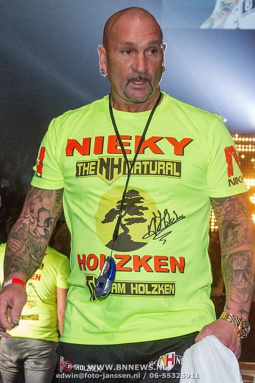 NLD/Amsterdam/20151204 - Freefightgala Glory26, Sjef Weber