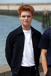 Tom Glynn-Carney attending the Photocall of Dunkirk in Dunkerque, France, on July 16, 2017. Photo by Sylvain Lefevre/ABACAPRESS.COM