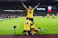 West Ham United v Arsenal FC - Premier League 09/12