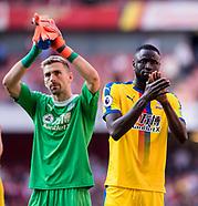 Arsenal v Palace 21/04