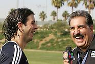 2008.11.21 MLS: New York Training