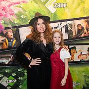 NLD/Amsterdam/20190206- Telefims 2019 premiere, Sanne Vogel en Polleke van der Sman