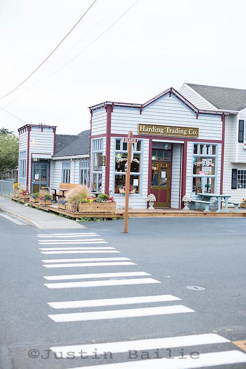 Harding Trading Company. Cannon Beach, OR.