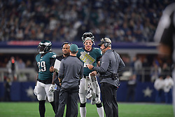 The Philadelphia Eagles beat the Dallas Cowboys 37-9 at AT&T Stadium on November 19, 2017 in Irving, Texas.  (Photo by Drew Hallowell/Philadelphia Eagles)