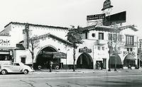 1938 The Brown Derby