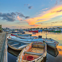 Sunset at Marshfield Town Landing with its abundance of fishing boats, rowboats, yachts and sailboats and makes for great photography inspiration and a pristine Massachusetts photography adventure.<br /> <br /> Marshfield Town Landing photography images are available as museum quality photo, canvas, acrylic, wood or metal prints. Wall art prints may be framed and matted to the individual liking and New England interior design projects decoration needs.<br /> <br /> Good light and happy photo making!<br /> <br /> My best,<br /> <br /> Juergen