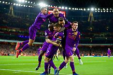 2018-11-03 Arsenal v Liverpool