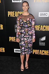 """Elizabeth Frances arrives at AMC's """"Preacher"""" Season 2 Premiere Screening held at the Theater at the Ace Hotel in Los Angeles, CA on Tuesday, June 20, 2017.  (Photo By Sthanlee B. Mirador) *** Please Use Credit from Credit Field ***"""