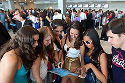 Movimento de público durante a HAIR BRASIL 2011 - 10 ª Feira Internacional de Beleza, Cabelos e Estética, que acontece de 02 à 05 de abril no Expocenter Norte, em São Paulo. FOTO: Jefferson Bernardes/Preview.com