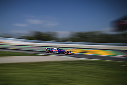 May 11, 2018 - Barcelona, Catalonia, Spain - PIERRE GASLY (FRA) drives during the second practice session of the Spanish GP at Circuit de Catalunya in his Toro Rosso STR13 (Credit Image: © Matthias Oesterle via ZUMA Wire)