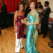 Miss India Holland 2003, Rosanna Lima en Marijke Helwegen