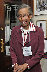 Yvette Francis-McBarnette, Yale School of Medicine Class of 1950 60th Reunion, Union League Cafe, New Haven CT