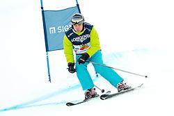 21.01.2017, Hahnenkamm, Kitzbühel, AUT, FIS Weltcup Ski Alpin, KitzCharity Trophy, im Bild Patrick Melions (Mastercard 2) // during the KitzCharity Trophy of FIS Ski Alpine World Cup at the Hahnenkamm in Kitzbühel, Austria on 2017/01/21. EXPA Pictures © 2017, PhotoCredit: EXPA/ Serbastian Pucher