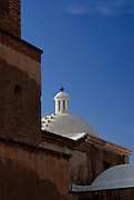 The dome on the Tumacácori Mission in southern Arizona. Missoula Photographer