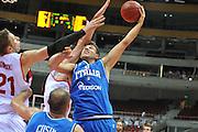 Danzica - Polonia 05 Agosto 2012 - TORNEO INTERNAZIONALE SOPOT CUP - Polonia Italia<br /> Nella Foto : STEFANO MANCINELLI<br /> Foto Ciamillo