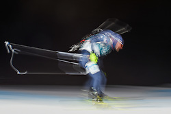 February 11, 2018 - Pyeongchang, Gangwon, South Korea - Cornel Puchianu of Romania at Mens 10 kilometre sprint Biathlon at olympics at Alpensia biathlon stadium, Pyeongchang, South Korea on February 11, 2018. (Credit Image: © Ulrik Pedersen/NurPhoto via ZUMA Press)
