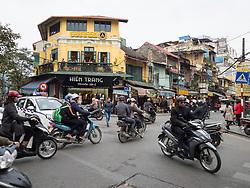 Asia, Vietnam, Hanoi, old quarter