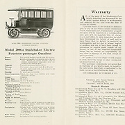 Studebaker Electric Commerical Vehicles