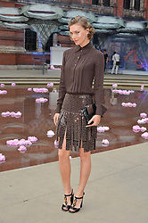 ARIZONA MUSE at the V&A Summer Party in association with Harrod's held at The V&A Museum, London on 22nd June 2016.