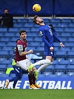 Football - 2020 / 2021 Premier League - Chelsea vs Burnley - Stamford Bridge<br /> <br /> Chelsea's Timo Werner in action during this afternoon's game.<br /> <br /> COLORSPORT/ASHLEY WESTERN