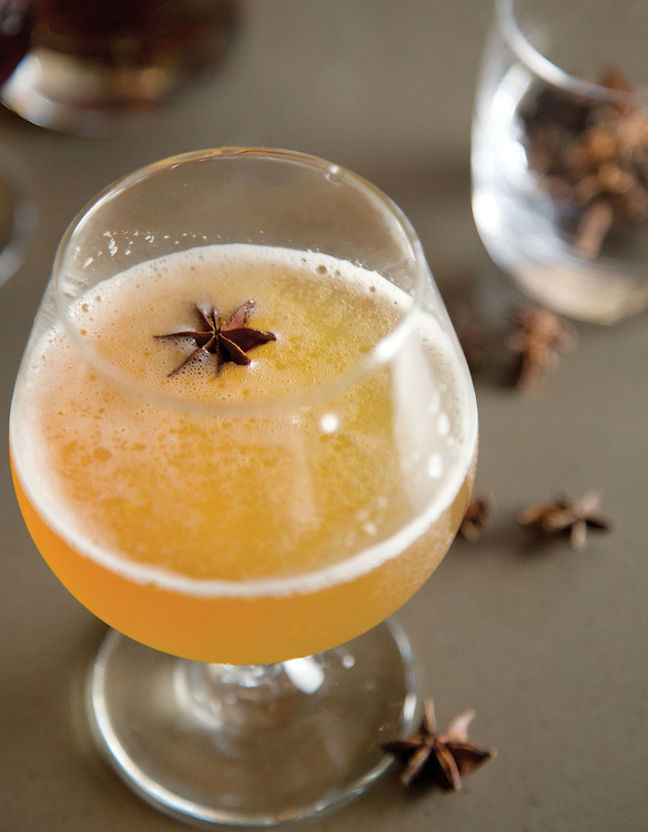 Pyrus sidecar at The Sycamore Cafe for the Crave top ten. (Will Shilling/Crave)