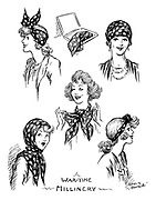 War-Time Millinery