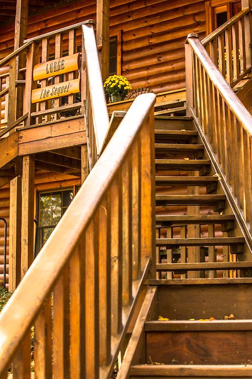 Keuka Lodge Exterior