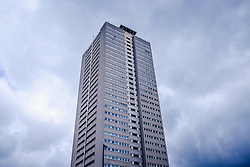 Tower block in Birmingham, England<br /> <br /> (c) Andrew Wilson | Edinburgh Elite media