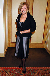 ELAINE PAIGE at a tribute lunch for Elaine Paige hosted by the Lady Taverners at The Dorchester, Park Lane, London on 13th November 2007.<br />