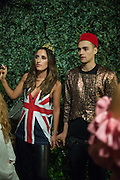 LILY FORTESCUE, Tatler magazine Jubilee party with Thomas Pink. The Ritz, Piccadilly. London. 2 May 2012