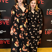 NLD/Amsterdam/20181126 - premiere All You Need Is Love, Bente Fokkens