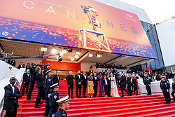 Jury members attend the opening ceremony and screening of The Dead Don't Die during the 72nd Cannes Film Festival on May 14, 2019 in Cannes, France. Photo by Ammar Abd Rabbo/ABACAPRESS.COM