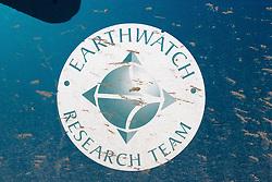 Earthwatch Logo On Truck