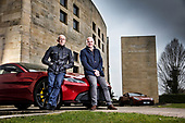 Aston Martin Designers