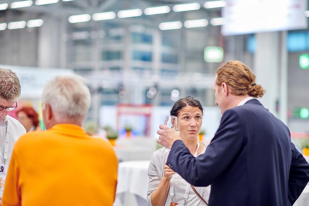 Event Schweizer Unternehmer - u.a. Schweizerischen Arbeitgeberverband. © Manu Friederich