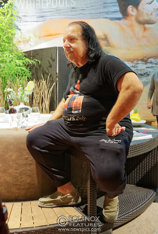 Berlin, Germany - 18 October 2012<br /> Porn star Ron Jeremy promoting his 'Ron Jeremy' brand of rum at the Venus Berlin 2012 adult industry exhibition in Berlin, Germany. Ron Jeremy, born Ronald Jeremy Hyatt, has been an American pornographic actor since 1979. He faces sexual assault allegations which he strenuously denies. There is no suggestion that any of the people in these pictures have made any such allegations.<br /> www.newspics.com/#!/contact<br /> (photo by: EQUINOXFEATURES.COM)<br /> Picture Data:<br /> Photographer: Equinox Features<br /> Copyright: ©2012 Equinox Licensing Ltd. +448700 780000<br /> Contact: Equinox Features<br /> Date Taken: 20121018<br /> Time Taken: 12045958