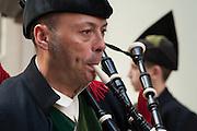 Piper from the Spanish Banda de Graites Corvera D'Astories