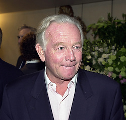 Racehorse owner MR ROBERT SANGSTER, at a party <br /> in London on 18th May 2000.OEI 96