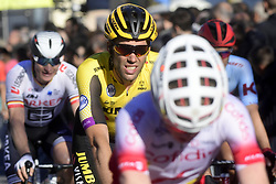 March 15, 2019 - Brignoles, France - BRIGNOLES, FRANCE - MARCH 15 : WYNANTS Maarten (BEL) of TEAM JUMBO - VISMA pictured during stage 6 of the 2019 Paris - Nice cycling race with start in Peynier and finish in Brignoles  (176,5 km) on March 15, 2019 in Brignoles, France, 15/03/2019 (Credit Image: © Panoramic via ZUMA Press)