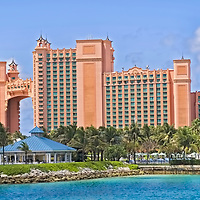 ATLANTIS - TRAVEL STOCK PHOTOS OF THE BAHAMAS