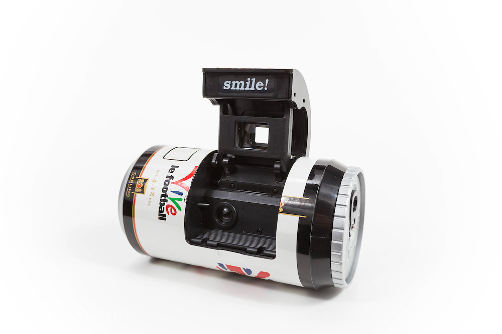 """Toy and Novelty Cameras from the Book """"Camera Crazy"""""""