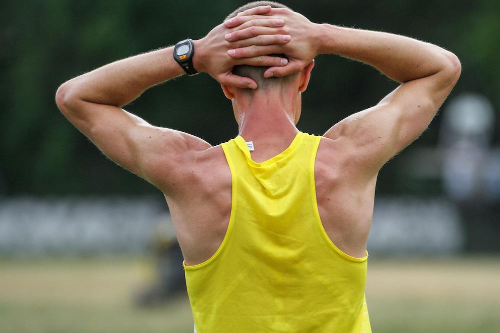 mens 5000 meters, Adrian Martinez Track Classic 2016, Eric Ashe, BAA