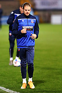 Lloyd Isgrove during the EFL Sky Bet League 2 match between Scunthorpe United and Bolton Wanderers at the Sands Venue Stadium, Scunthorpe, England on 24 November 2020.