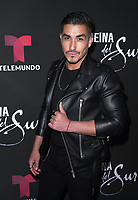 Emannuel Orenday at La Reina Del Sur Season 2 Hollywood Premiere on April 09, 2019 in Hollywood, CA, United States (Photo by Jc Olivera for Telemundo)